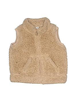 Uniqlo Faux Fur Vest Size 18-24 mo