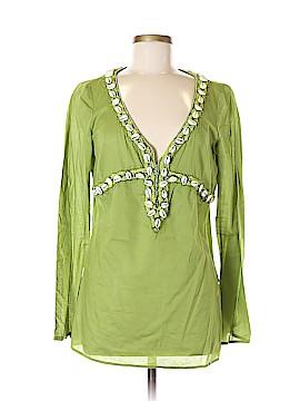 Dana Buchman Long Sleeve Blouse Size 8