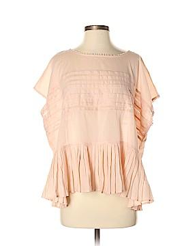 Velvet by Graham & Spencer Short Sleeve Blouse Size S