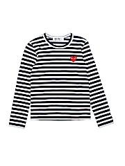 Play Comme Des Garçons Long Sleeve T-shirt