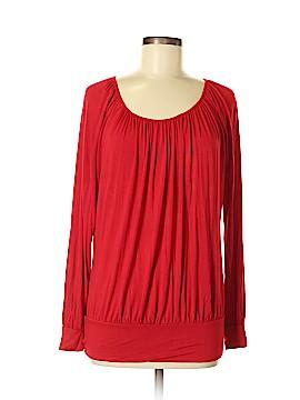 Ellen Tracy Long Sleeve Top Size S