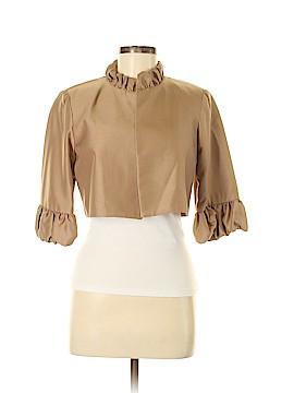 Bigio Collection Silk Blazer Size 6