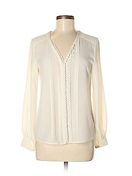 Ted Baker London Long Sleeve Blouse Size 4 (1)