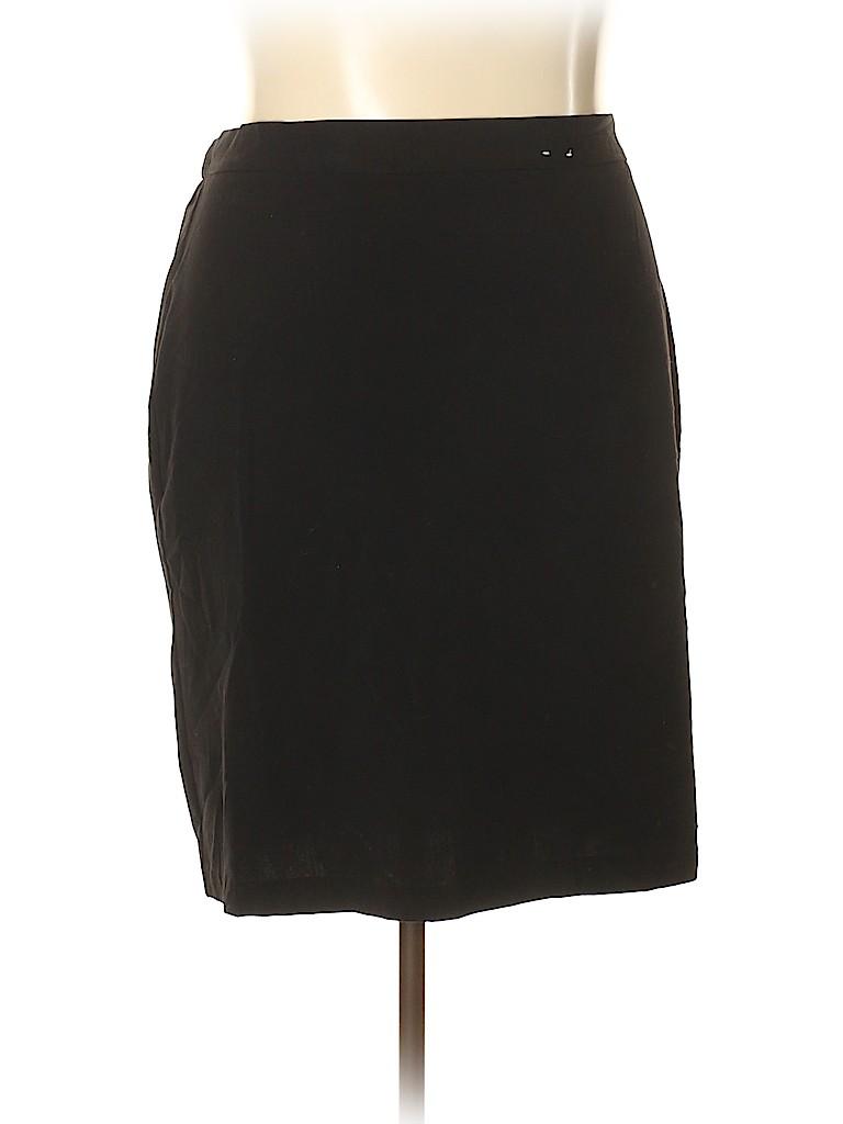 Bobbie Brooks Women Casual Skirt Size 2X (Plus)