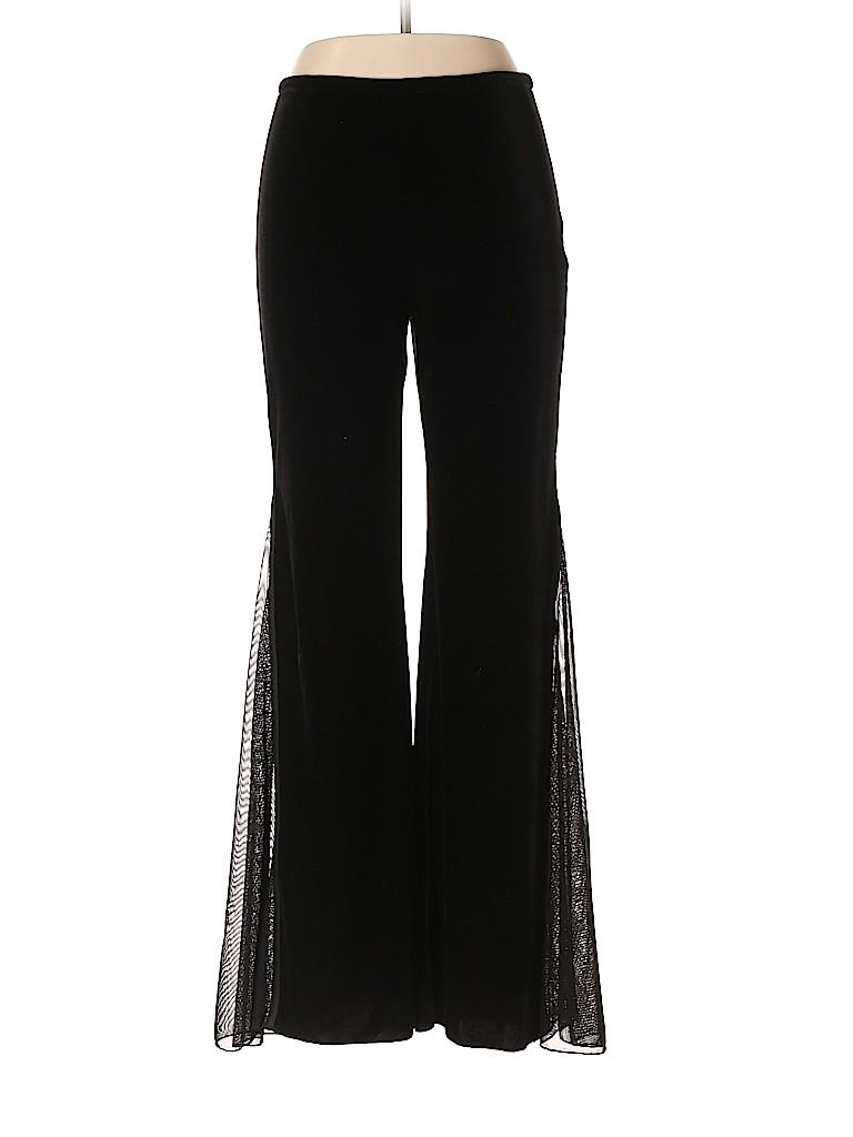 JS Collection Women Velour Pants Size 10