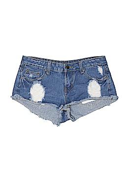 Forever 21 Denim Shorts Size 24 (Plus)