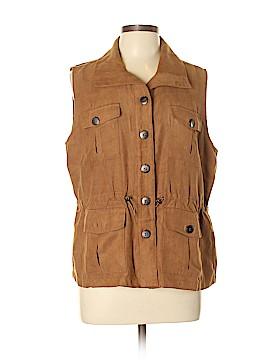 Draper's & Damon's Vest Size L (Petite)