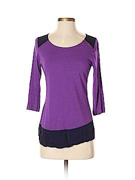 Merona 3/4 Sleeve Top Size S