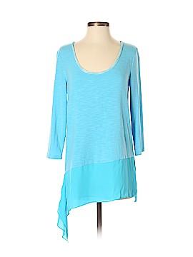 Adrienne Vittadini 3/4 Sleeve Top Size S