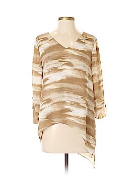 MICHAEL Michael Kors 3/4 Sleeve Blouse Size XS