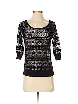 Eyelash Couture Sweatshirt Size XS