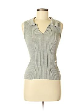 Ann Taylor LOFT Sleeveless Silk Top Size M