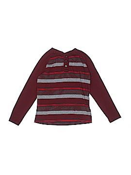 Arizona Jean Company Long Sleeve Henley Size S (Kids)