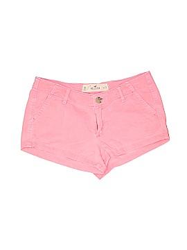 Hollister Khaki Shorts Size 00