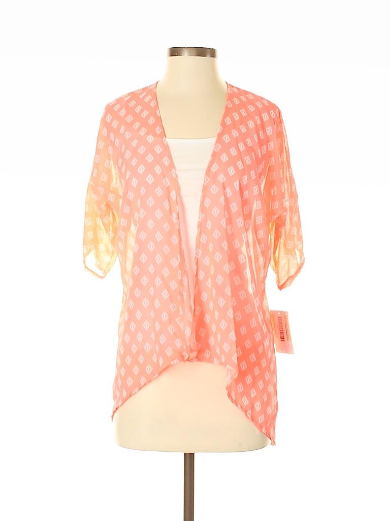 Lularoe Women Silk Cardigan Size 3