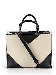Christian Lacroix Leather Satchel