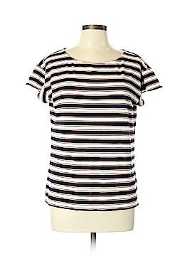 Ann Taylor Short Sleeve Top Size L