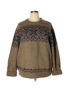L.L.Bean Wool Pullover Sweater Size XXL