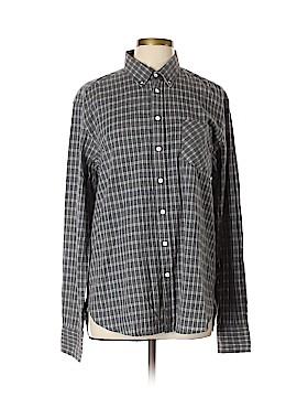 Rag & Bone Long Sleeve Button-Down Shirt Size L
