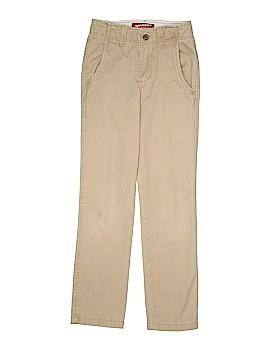 Arizona Jean Company Khakis Size 10 (Slim)