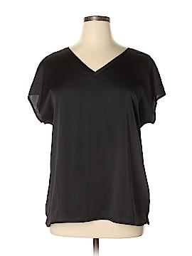 Lane Bryant Short Sleeve Blouse Size 14 - 16 Plus (Plus)