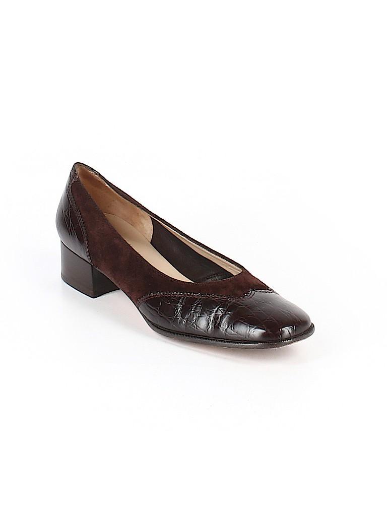 Salvatore Ferragamo Women Heels Size 8 1/2