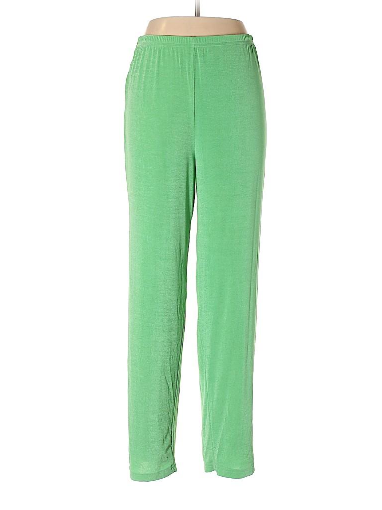 Carolyn Strauss Women Casual Pants Size L