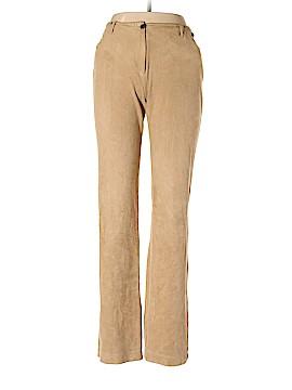 Moda International Faux Leather Pants Size 10