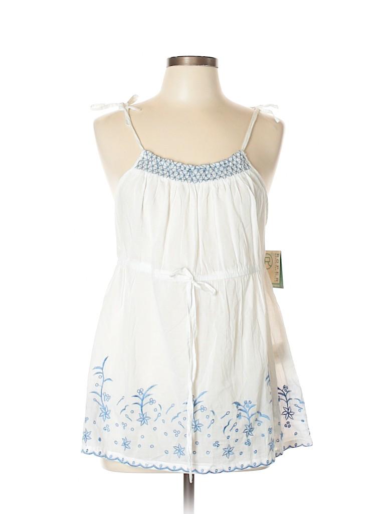 Roper Women Sleeveless Blouse Size L