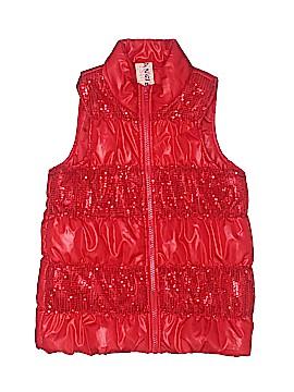 Faded Glory Vest Size 6 - 6X