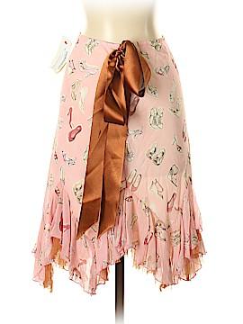 Pinko Silk Skirt Size 6