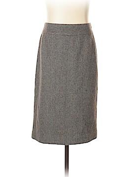 Ann Taylor LOFT Wool Skirt Size 2