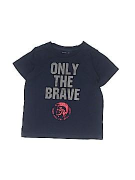 Diesel Short Sleeve T-Shirt Size 3T