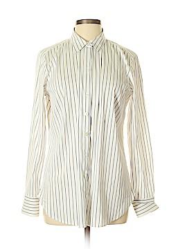 Ann Taylor Long Sleeve Button-Down Shirt Size 12