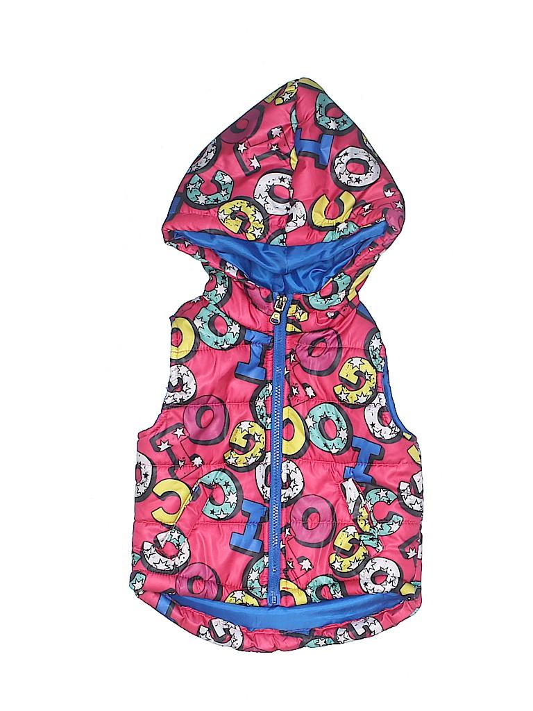 Coogi Girls Vest Size 6-9 mo