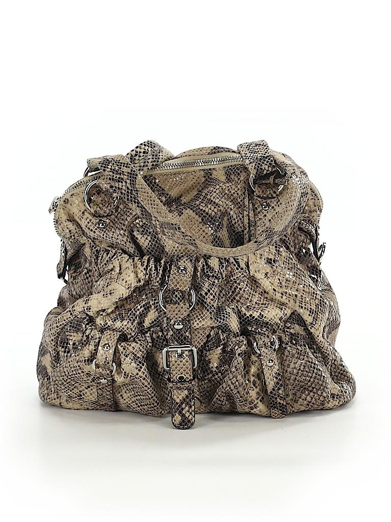 afb017801dfb0a MICHAEL Michael Kors Animal Print Tan Shoulder Bag One Size - 74 ...