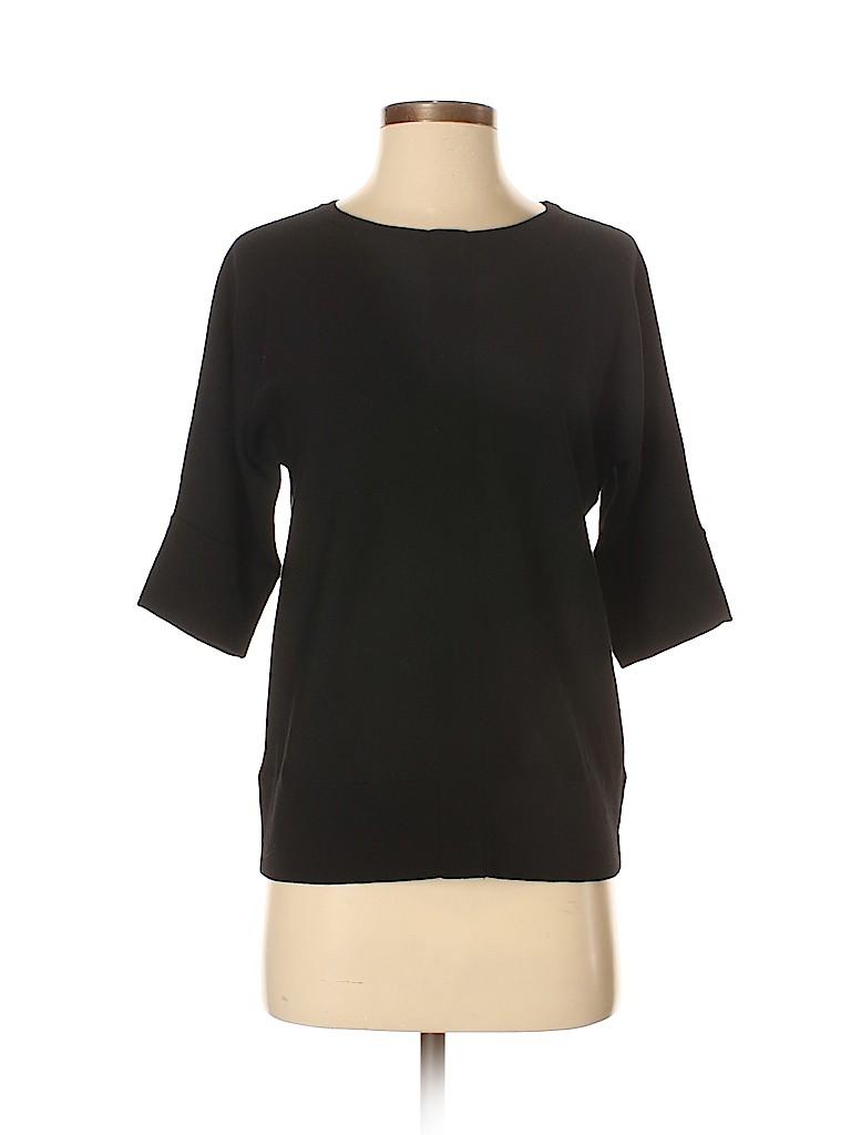 Akris Punto for Bergdorf Goodman Women Wool Pullover Sweater Size 10