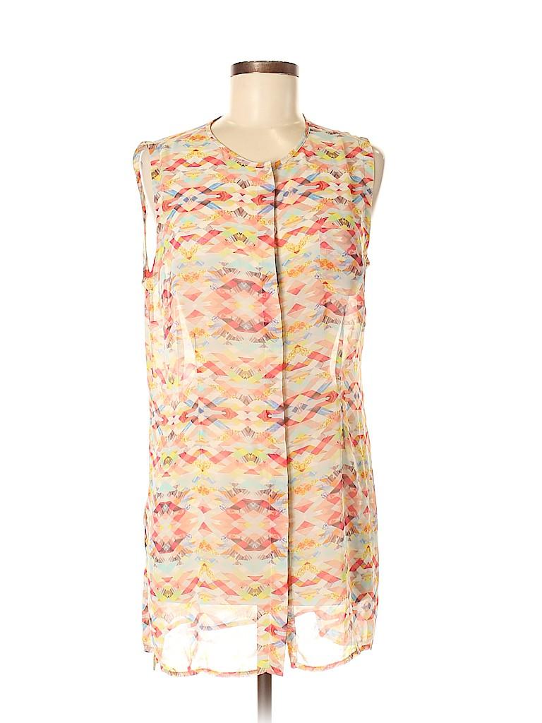 CAbi Women Sleeveless Blouse Size M