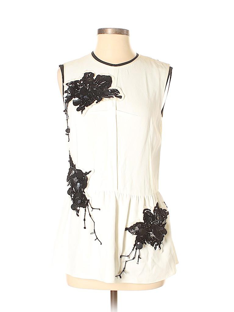 Derek Lam Women Sleeveless Blouse Size 2