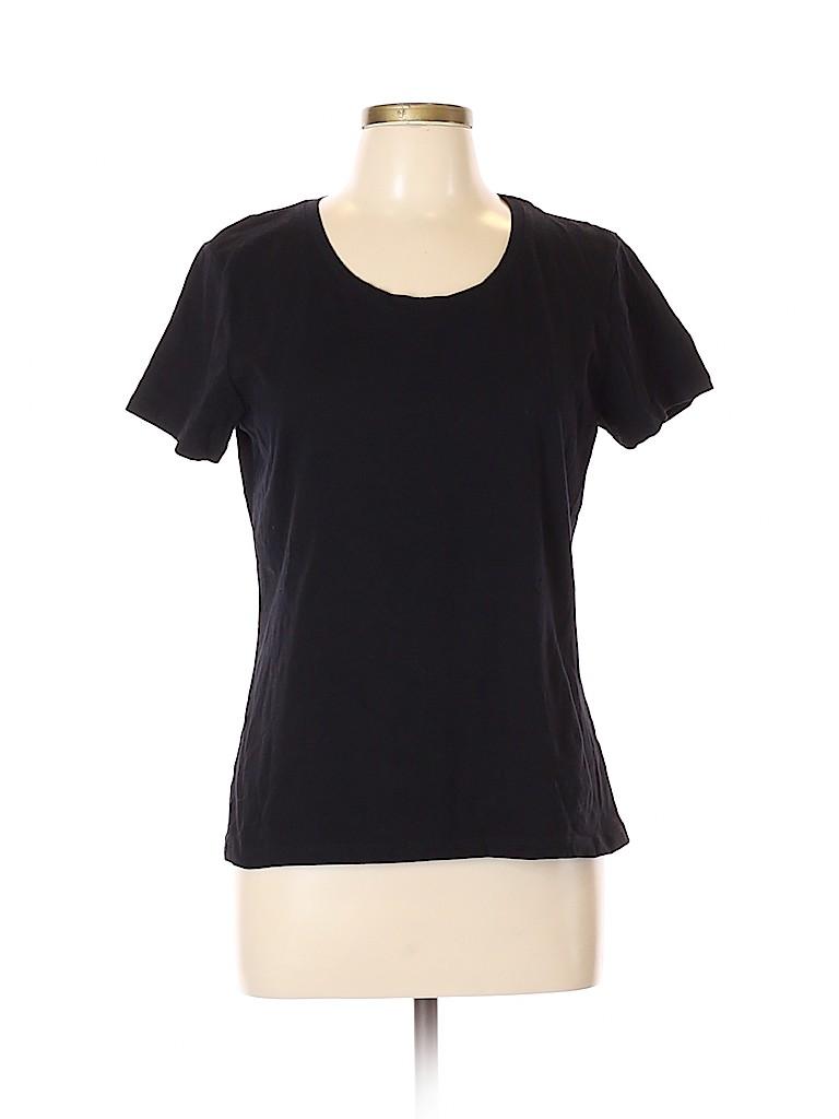 Susan Bristol Women Short Sleeve T-Shirt Size XL