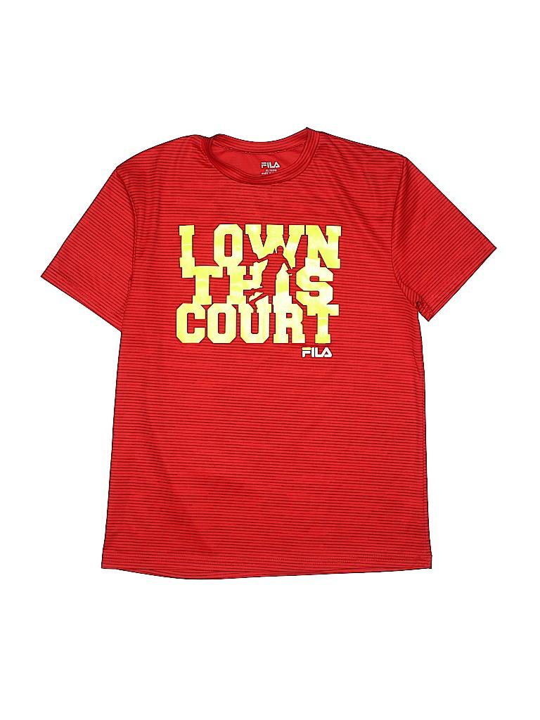 Fila Boys Active T-Shirt Size 18 - 20