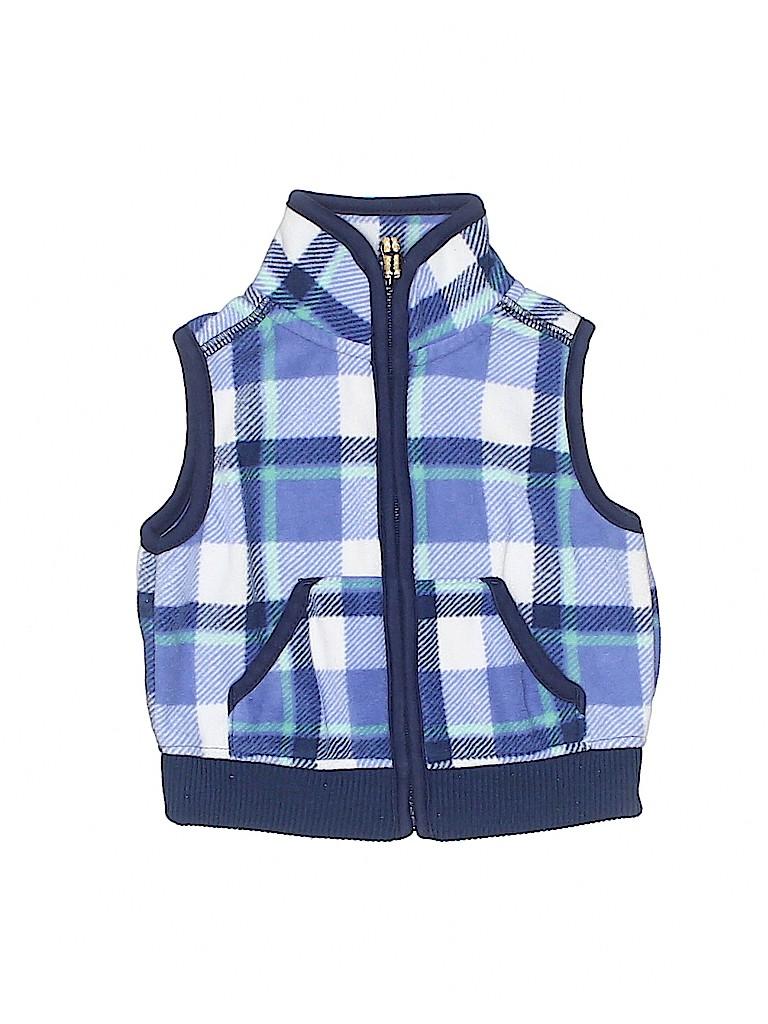Carter's Boys Fleece Jacket Size 3 mo