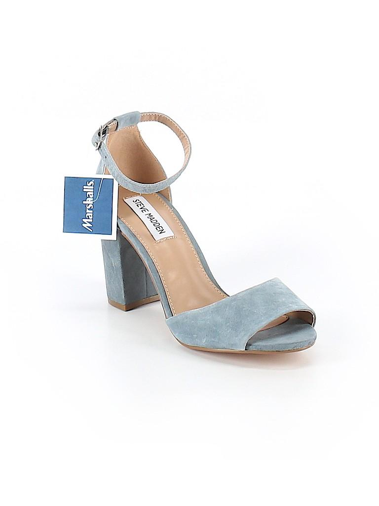 9ed02822fc963 Steve Madden Solid Light Blue Heels Size 7 1/2 - 61% off | thredUP
