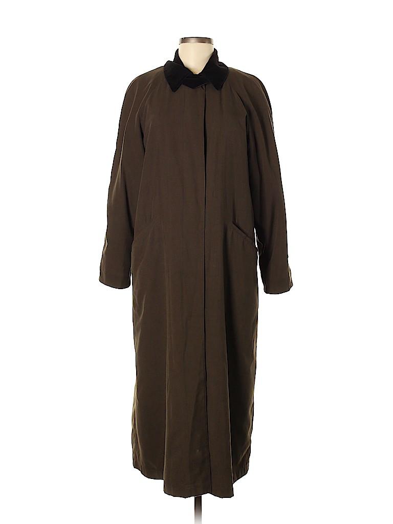 Anne Klein Women Coat Size 6 (Petite)