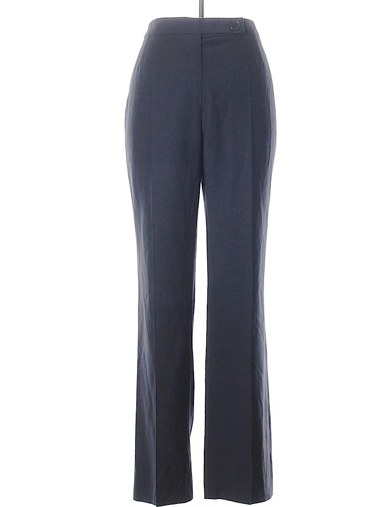 Akris punto Women Wool Pants Size 14