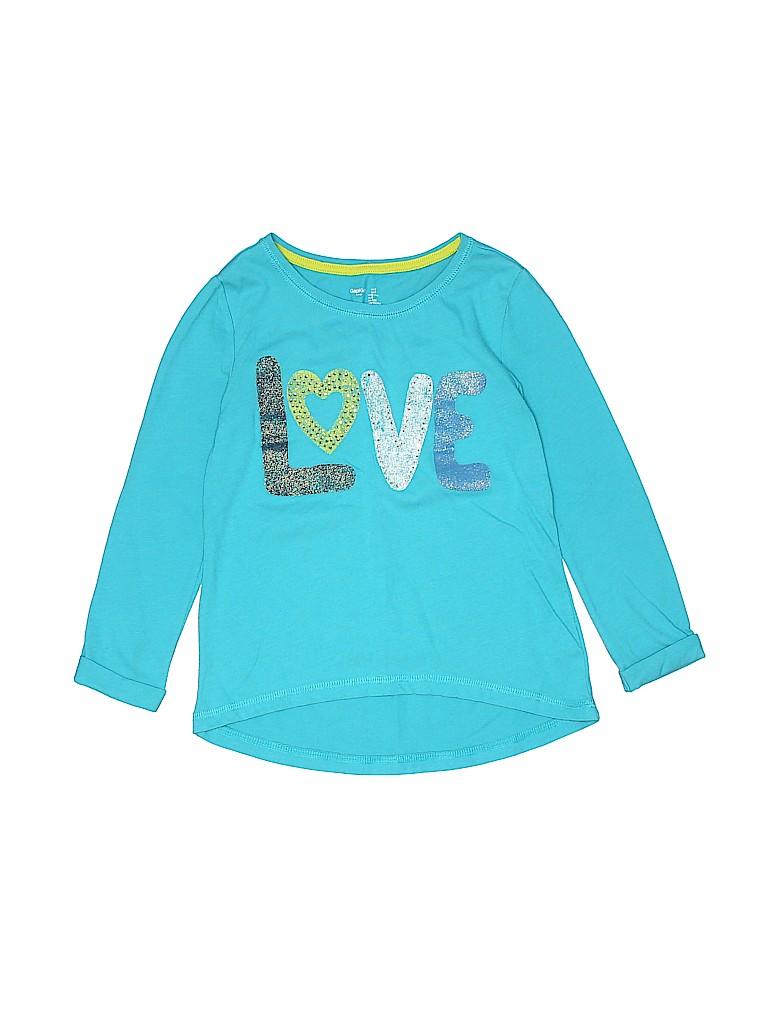 Gap Kids Girls Long Sleeve T-Shirt Size S (Kids)