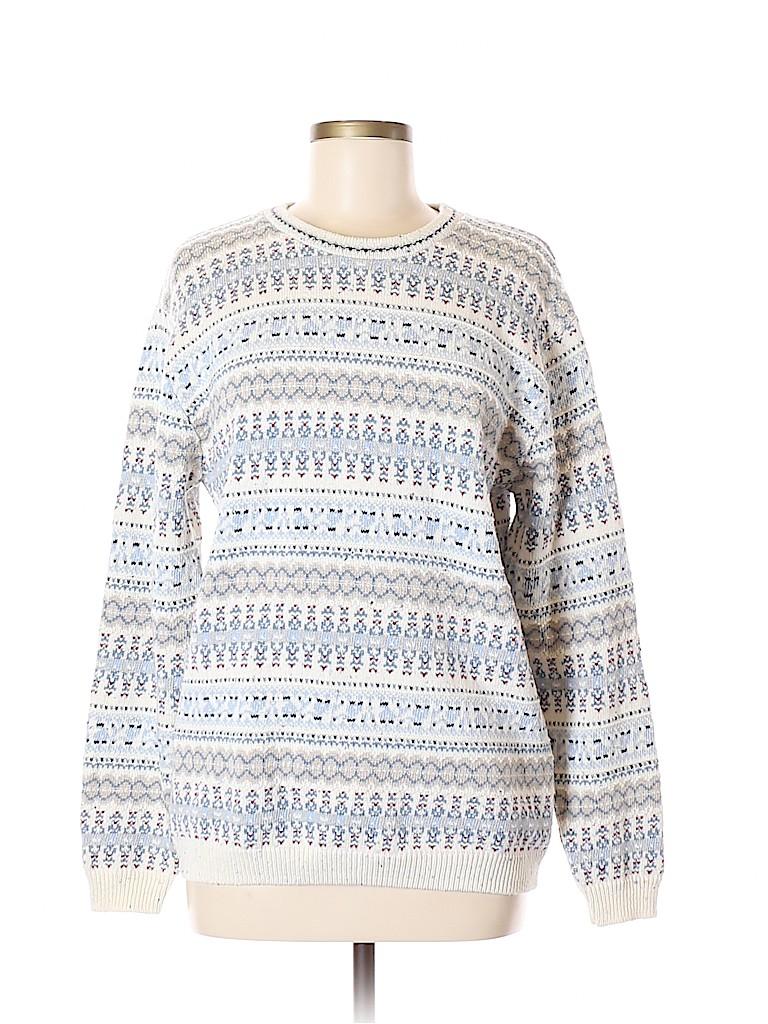 Northern Reflections Women Sweatshirt Size M