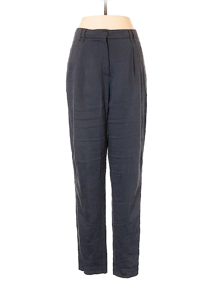Piazza Sempione Women Linen Pants Size 40 (IT)