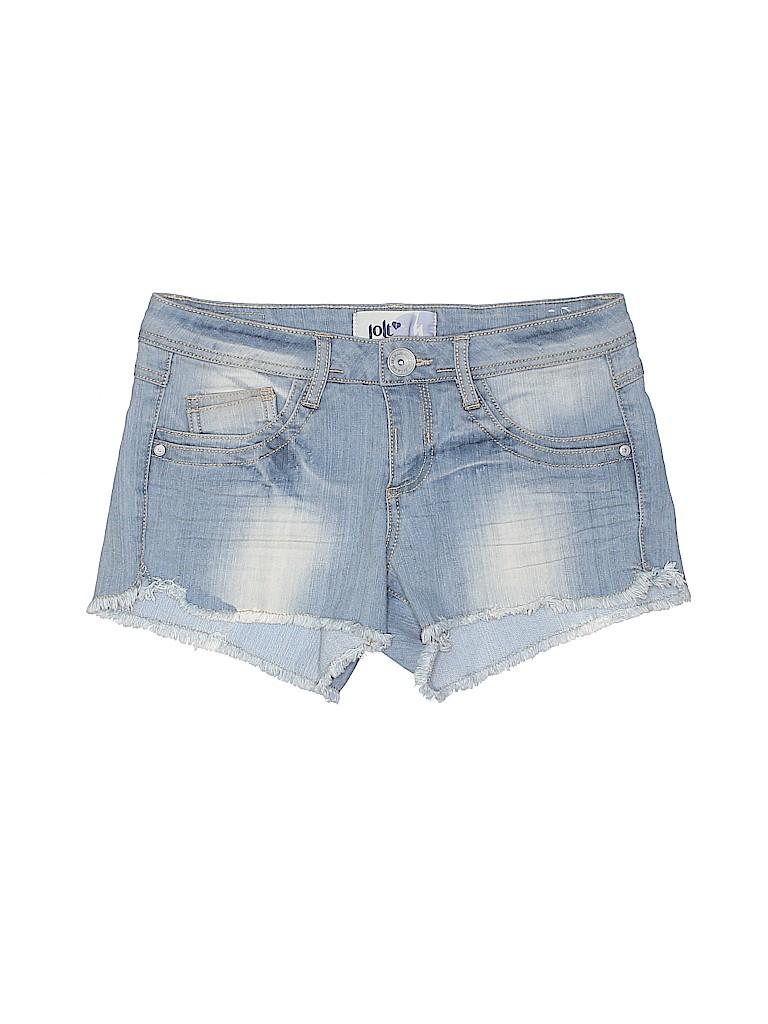 Jolt Women Denim Shorts Size 5