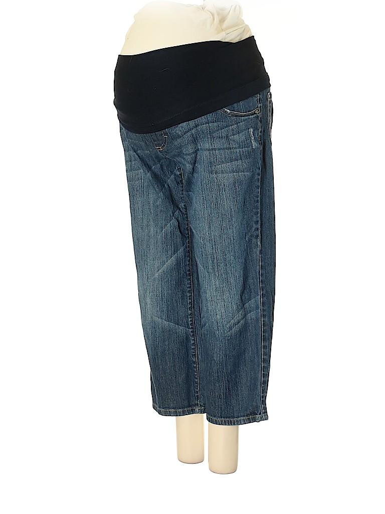 Liz Lange Maternity for Target Women Jeans Size 2 (Maternity)